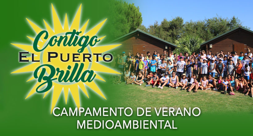 Campamento de verano medioambiental